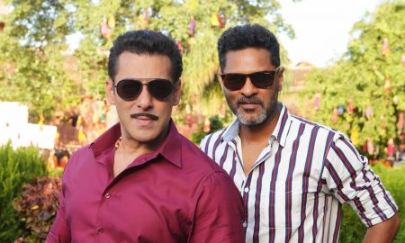Salman Khan and Prabhudheva Starrer Dabangg 3 Gets A Release Date