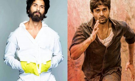 Shahid Kapoor Says No To Featuring In The Remake Of Dear Comrade?