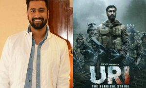 Vicky Kaushal on winning a National Award for URI