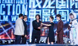 Vidyut Jammwal's Junglee Wins Big At The Jackie Chan Film Week In China