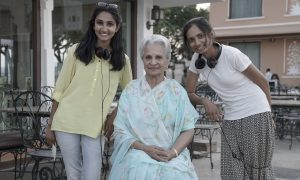 Waheeda Rehman Is Back In Udaipur After 54 years To Shoot Desert Dolphin.JPG