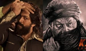 Yash on Sanjay Dutt being part of KGF Chapter 2