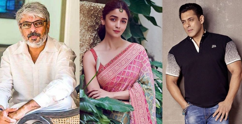 Salman Khan-Alia Bhatt Starrer Inshallah On The Back Burner
